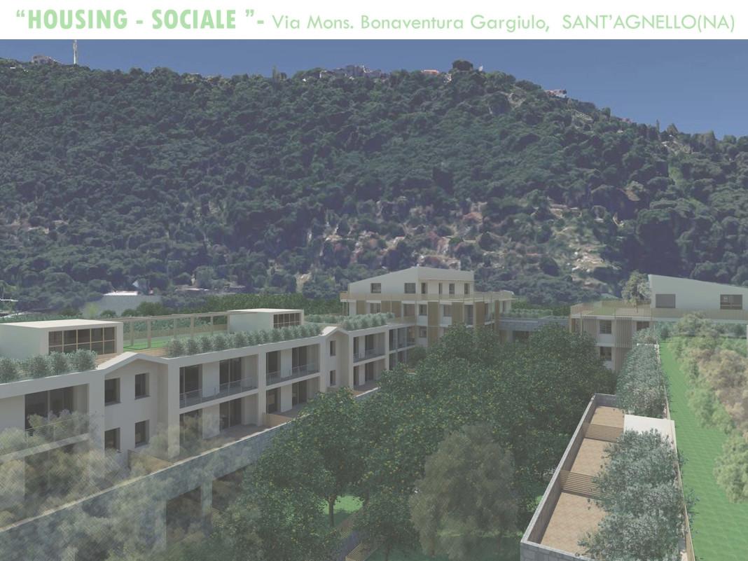 Housing Sociale S.Agnello