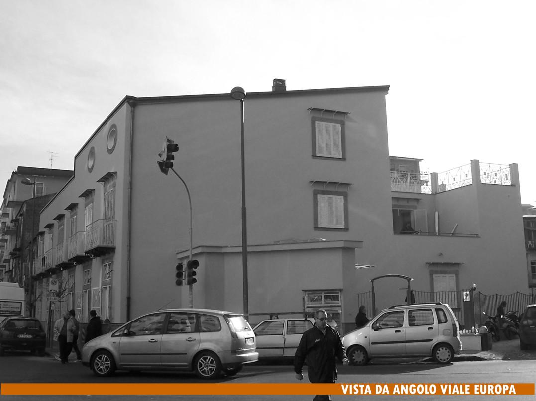 Edificio per abitazioni Castellammare di Stabia