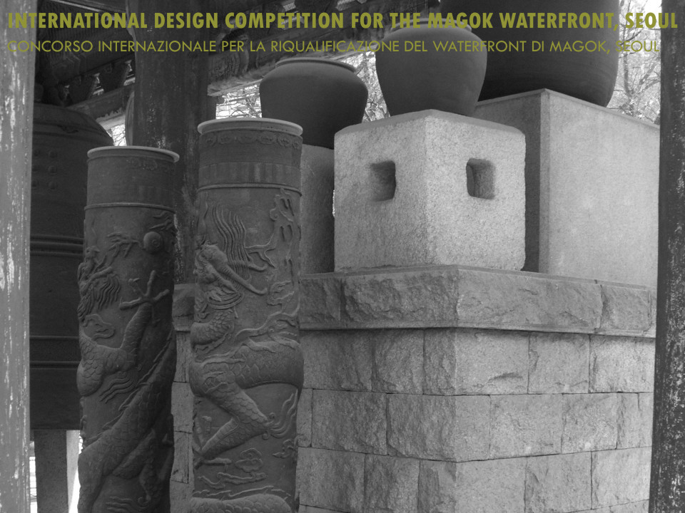 International design competition for the Magok waterfront Seoul